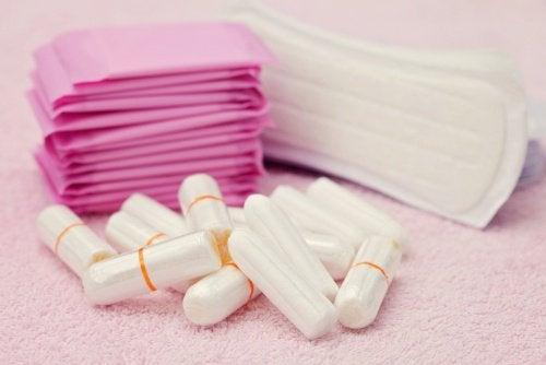85% засобів жіночої гігієни містять гліфосат