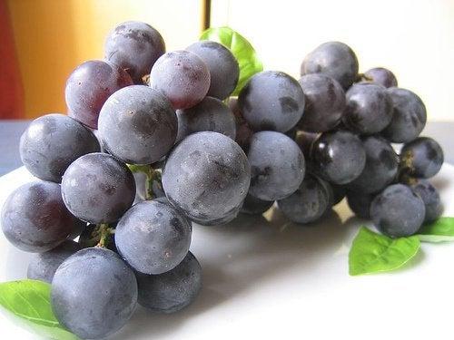 Виноград - натуральні ліки для нирок