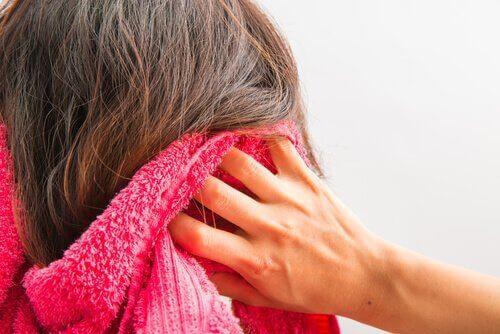 маска проти випадіння волосся