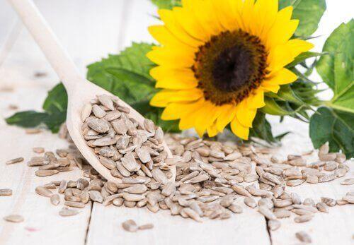 насіння як джерело корисних жирів