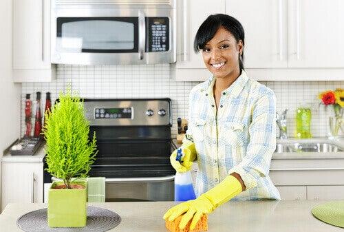 прибирання кухні