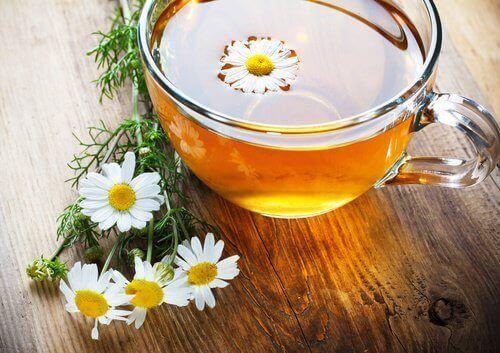 ромашковий чай - натуральний засіб для лікування інфекцій сечового міхура