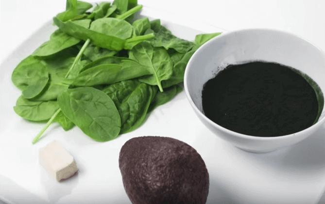 zeleny-koktejl