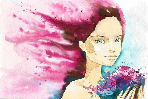 1-zhinka-akvarel