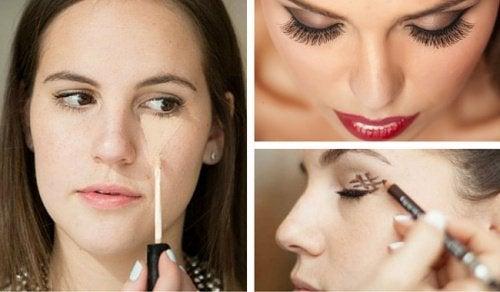 1. макіяж трюки