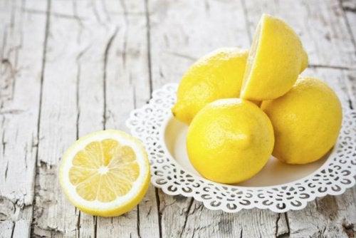лимон як засіб від мурах