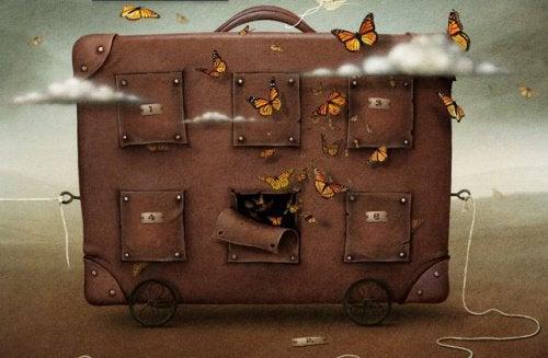 стара валіза