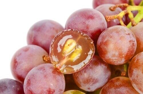 виноградне насіння