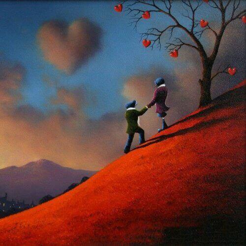 Не стримуйте почуття, висловлюйте свою любов!