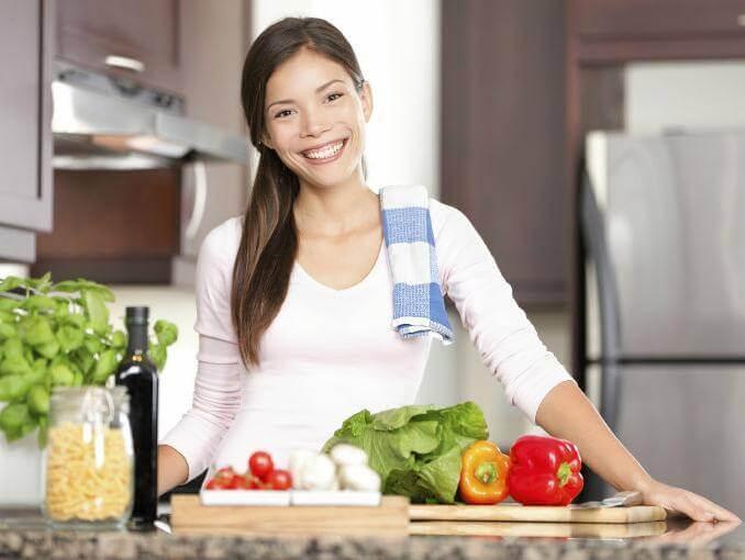 мийте продукти перед вживанням