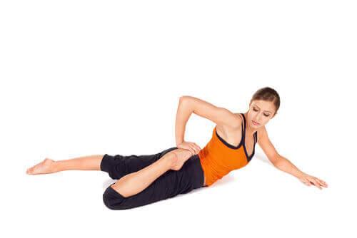 Вправи проти болю у спині