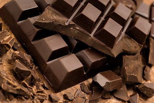 смачний шоколад