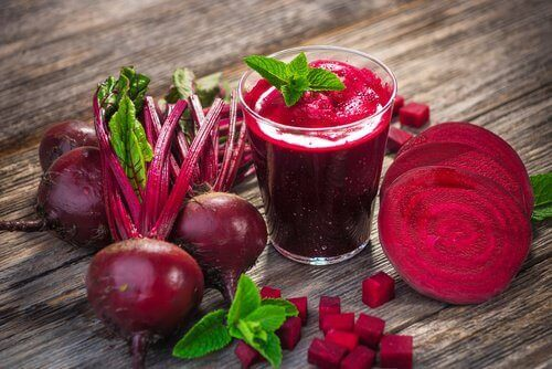 6 соків для профілактики та лікування анемії
