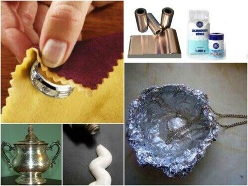 7 секретів чищеннясрібла в домашніх умовах