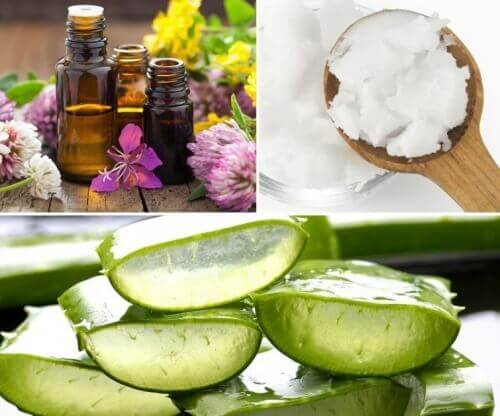Натуральний гель для лікування розтяжок, зморщок, опіків і недоліків шкіри