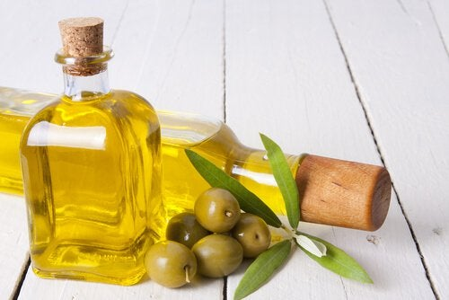 оливкова олія
