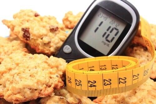 споживання вівсянки допоможе контролювати рівень цукру в крові