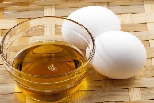 мед та яйця