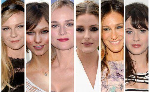 стрижки для різних типів обличчя