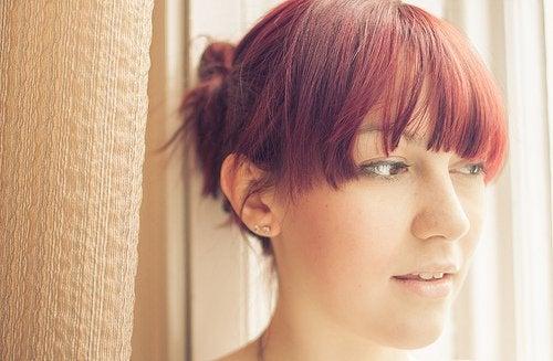 фарбоване волосся