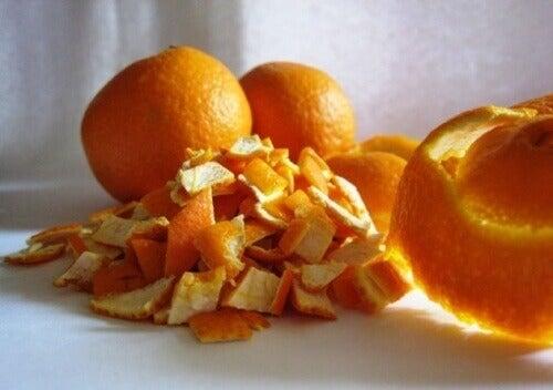 апельсинова шкірка