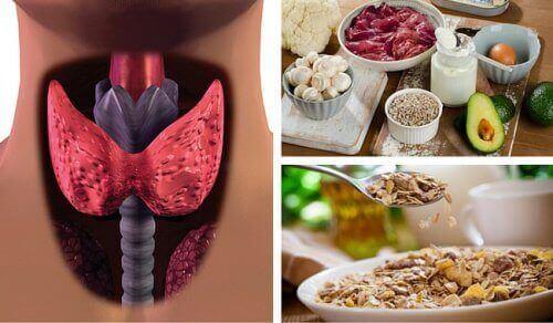 Лікуйте гіпотиреоз завдяки продуктам, які пришвидшують метаболізм