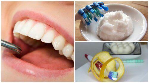 6 натуральних способів зняти зубний наліт – Моє здоров я 36a710eda45a0