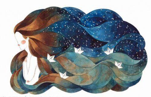 океан з волосся