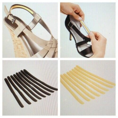 пластир щоб не натирало взуття