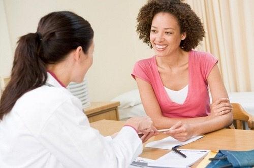розмова з лікарем про згустки крові