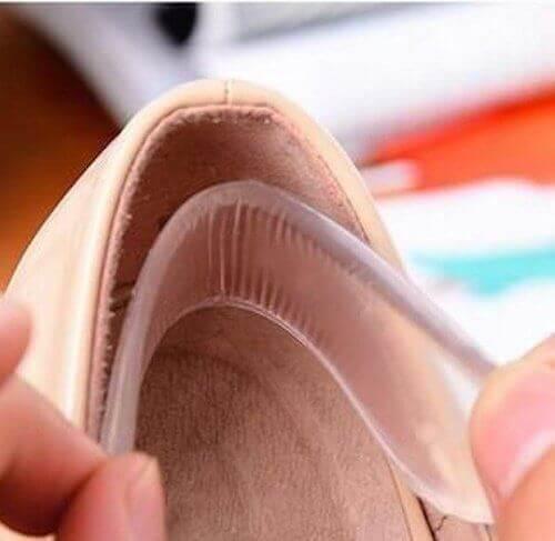 силіконові вставки щоб не натирало взуття