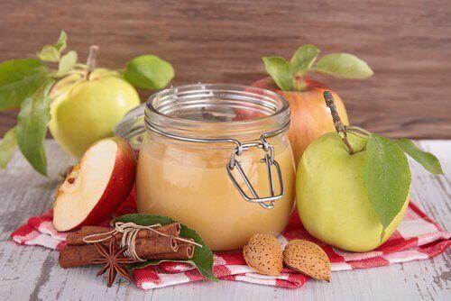 пюре яблучне