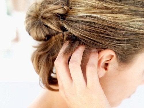 русяве волосся