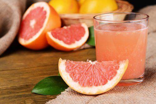 грейпфрутовий сок