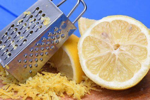 лимонна цедра