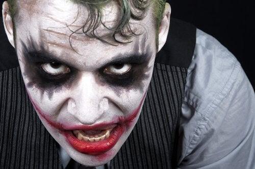 психопат завжди думає тільки про себе