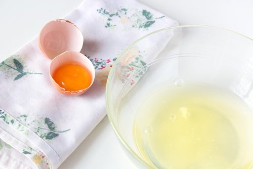 рецепт засобу для обличчя з яєчним білком