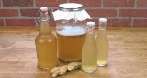 Імбирна вода проти мігрені, розладів травлення та болю