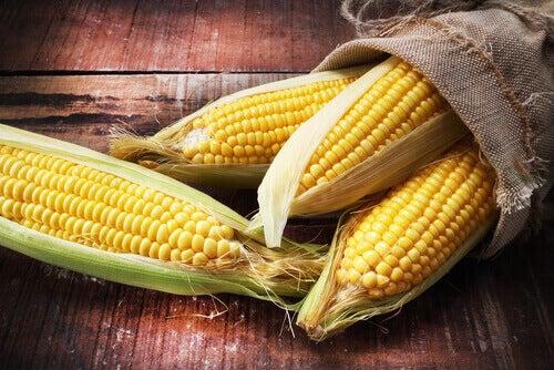 свіжа кукурудза