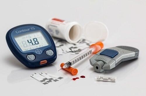 діабет та його типи