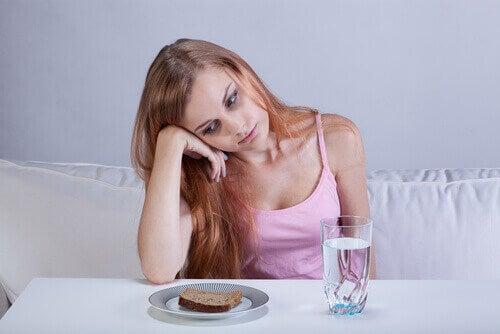 Втрата апетиту через апендицит