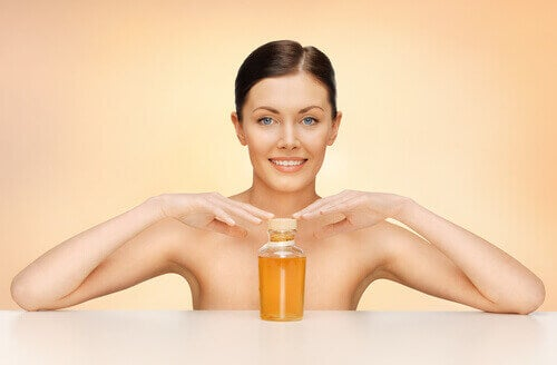 Олія для тіла