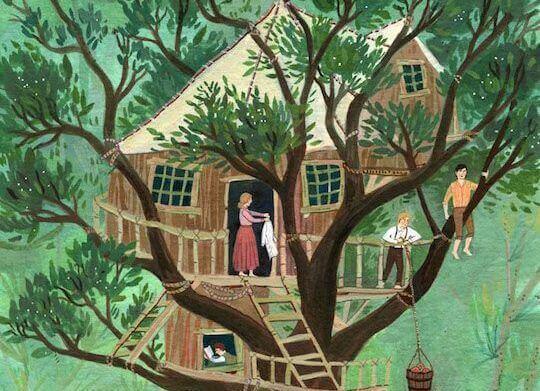 Дім на дереві