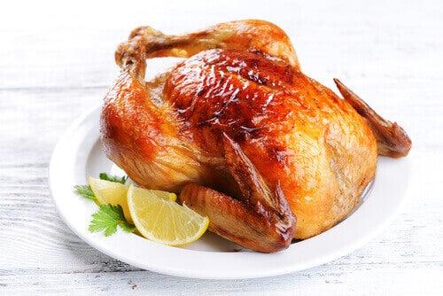 Курятина відноситься до продуктів, що не можна розігрівати