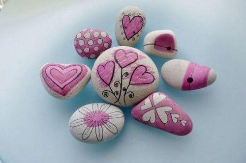 камені які символізують кохання