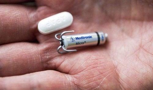Micra – найменший в світі кардіостимулятор
