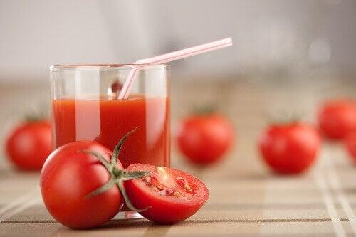 смузі з помідором