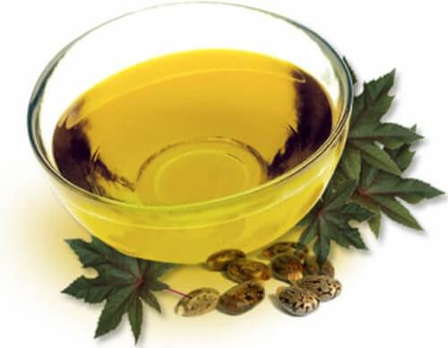 Рицинова олія робить брови густішими