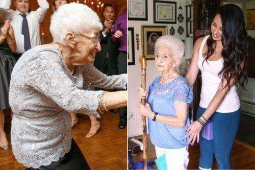 Як йога змінила поставу і життя 87-річної жінки