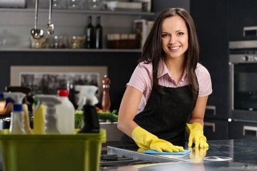 миття кухні